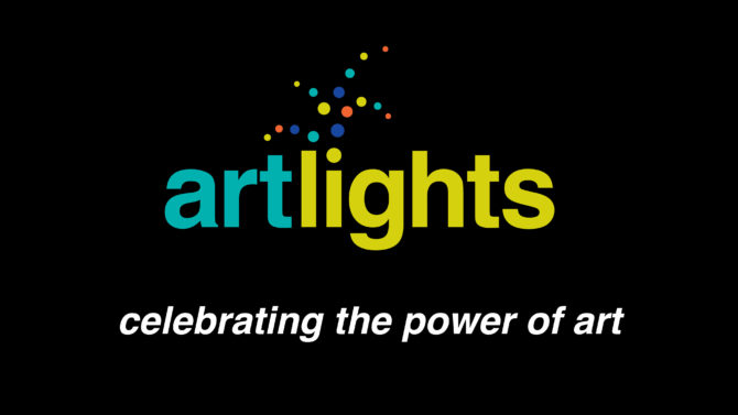 This image has an empty alt attribute; its file name is Artlights_fbevent-670x377.jpg